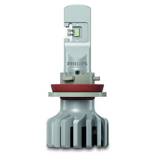 Лампа Philips Ultinon Pro5000 LED-Fog H11 / H8 / H16 12V 12W 5800K (2 штуки) 11366U50CWX2