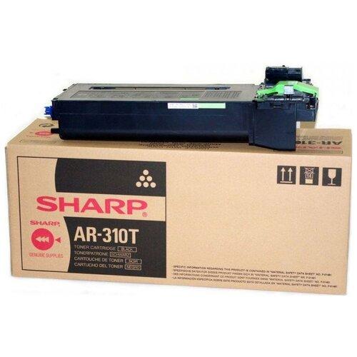 Фото - Тонер-картридж Sharp AR310LT тонер картридж sharp mx235gt