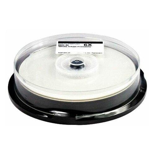 Фото - CD-диск CMC 50 Gb, 6x, Cake Box (50),Full Ink Printable диск bd r 50gb cmc 6x full printable bulk упаковка 10 штук