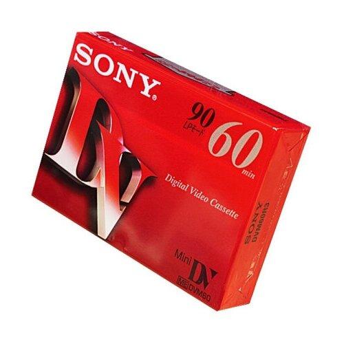 MiniDV видеокассета Sony DVM60R3