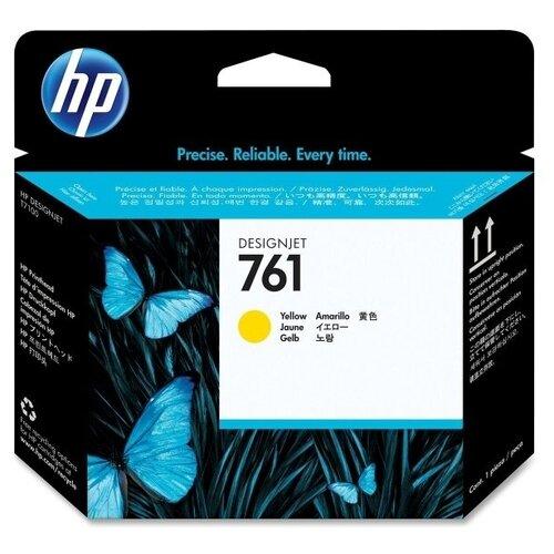 Фото - Печатающая головка Hewlett-Packard CH645A (HP 761) Yellow печатающая головка hp ch647a 761