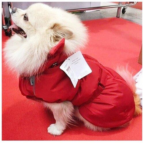 Жилетка утепленная для собак Тузик