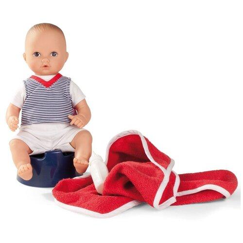 Gotz GOTZ Коллекционная кукла Готц (Gotz) Пупс Аквини - мальчик (33 см)