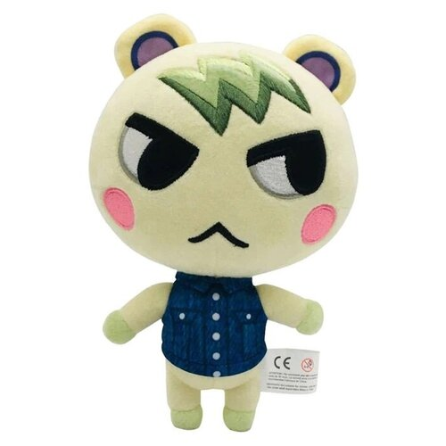 Мягкая игрушка кот Маршал Animal Crossing Перекрёсток Животных 17см