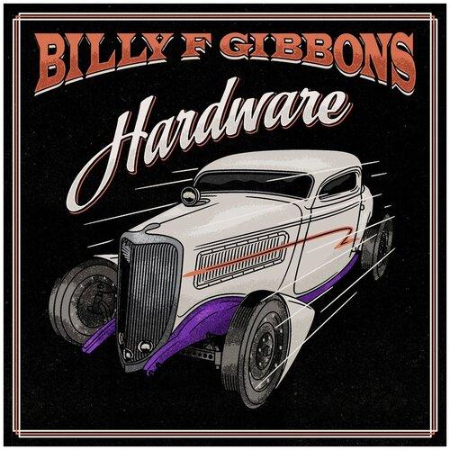 billy gibbons billy gibbons big bad blues Billy F. Gibbons – Hardware (LP)