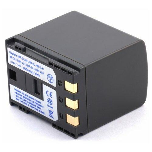 Усиленный аккумулятор для видеокамеры Canon BP-2L24, BP-2L24H
