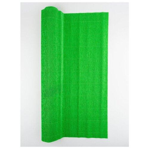 Купить Бумага гофрированная 50см х 2, 5м., 180г/м., Cartotecnica Rossi, 963 зеленый, Цветная бумага и картон