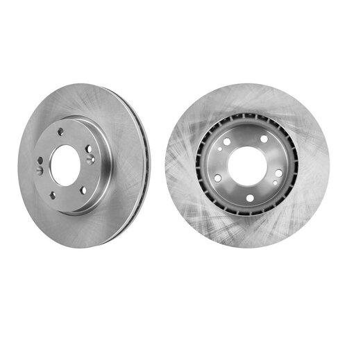 Тормозной диск передний MARSHALL M2000519 для Hyundai Elantra (AD, ADA, MD, UD) 11- // кросс-номер TRW DF6628 // OEM 517122V000; 51712A6000; 517123X000