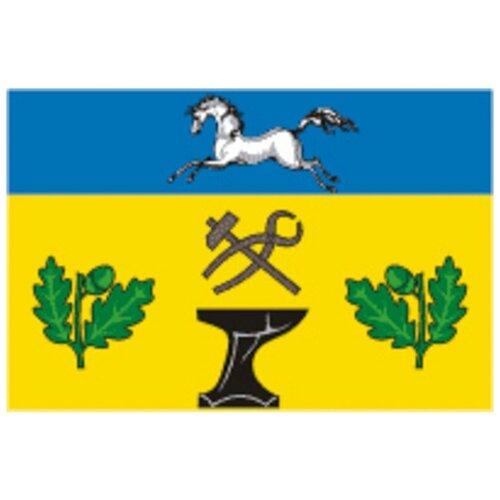 Флаг Ковалевского сельского поселения (Краснодарский край)