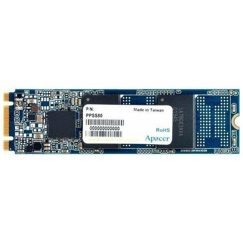 Твердотельные накопители (SSD) APACER 128Gb SSD PPSS80 (AP128GPPSS80-R)