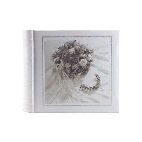 Фотоальбом Climax Свадебный СВ 46180 MS, 180 фото, 10 х 15 см, серый