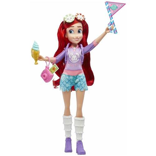 Кукла Disney Princess Hasbro Комфи Ариэль с аксессуарами E84045L0