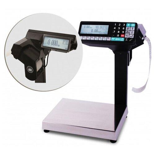 Торговые многофункциональные весы-регистраторы с печатью чеков и этикеток масса МК-32.2-R2P10
