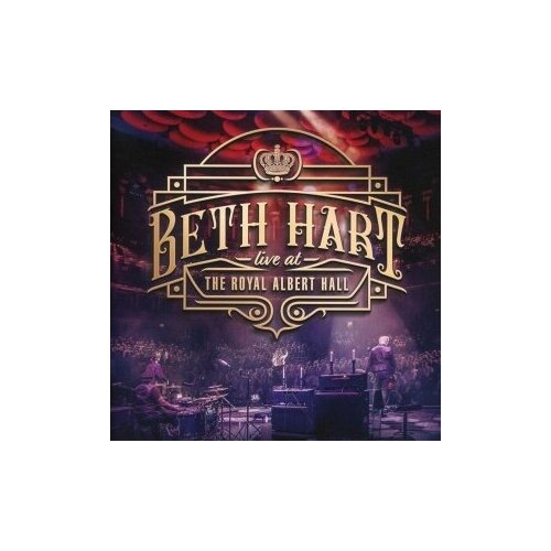 simply red stay live at the royal albert hall Виниловые пластинки, PROVOGUE, BETH HART - Live From Royal Albert Hall (3LP)