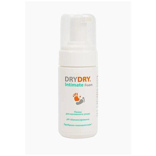 Пенка для интимного ухода Dry Dry Intimate Foam / Драй Драй Интим Фом, 100 мл.