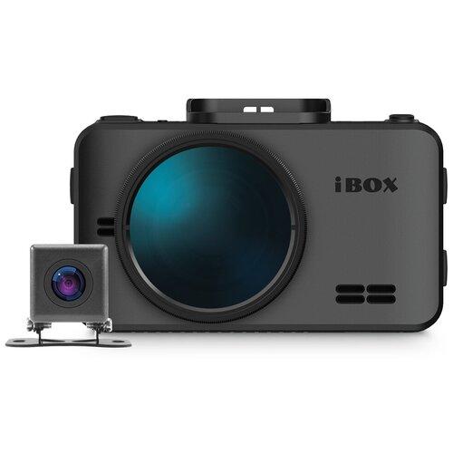Видеорегистратор iBOX RoadScan WiFi GPS Dua l+ Камера заднего вида iBOX RearCam FHD11 1080p