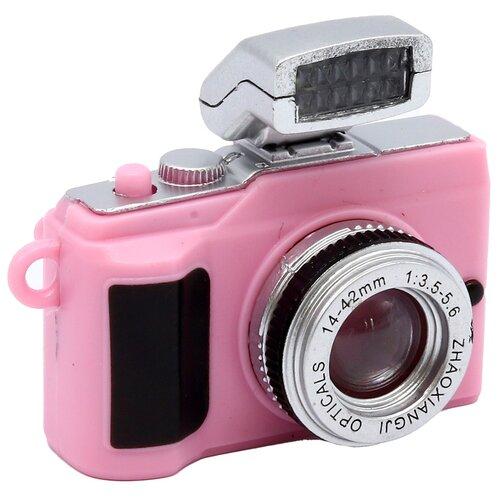 AR1192 Фотоаппарат со вспышкой (розовый)