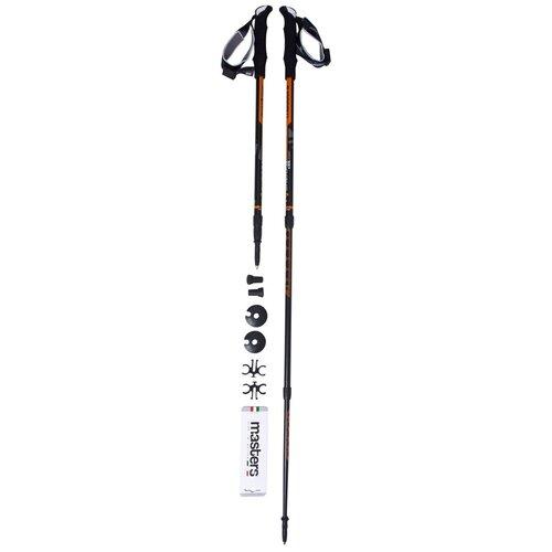 Телескопические палки с антишоком Masters SHERPA CSS, TREKKING RECREATIONAL серия 01S1116