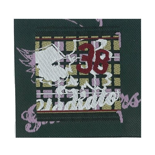 Купить Термоаппликация HKM 38, 1 шт 7 х 6, 5 см, HKM Textil, Декоративные элементы
