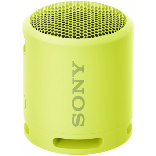 Портативная акустика Sony SRS-XB13, желтый