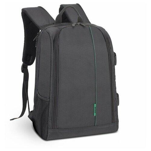 Фото - Рюкзак для фотокамер. RIVACASE 7490black printio рюкзак 3d космическая горилла