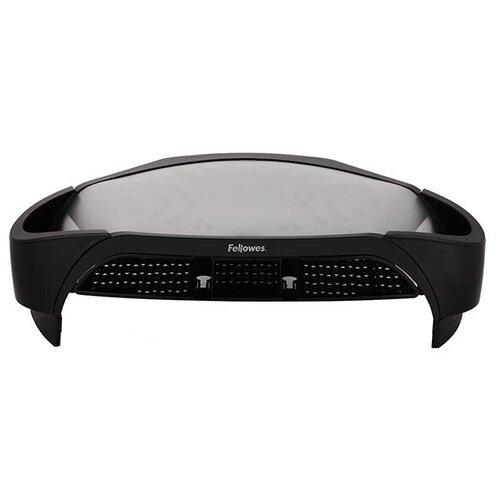 Подставка под монитор Fellowes CRC80208, черный/серый