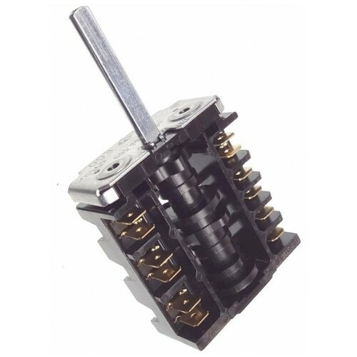 Переключатель 46.25866.509 режимов духовки для электроплиты Gefest/Гефест CU6628
