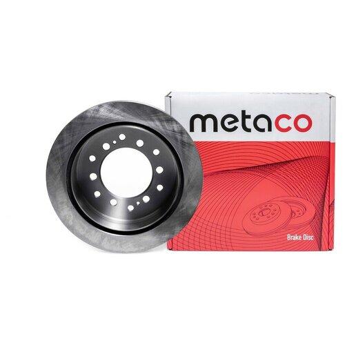 Диск тормозной задний Metaco 3060-066