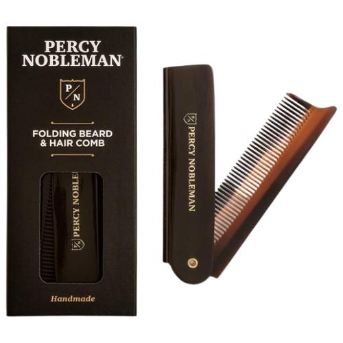 Складная расческа для бороды Percy Nobleman недорого