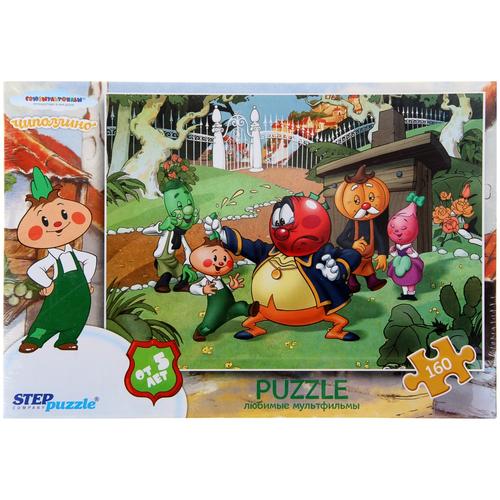 Пазл Step puzzle 160 Чиполлино