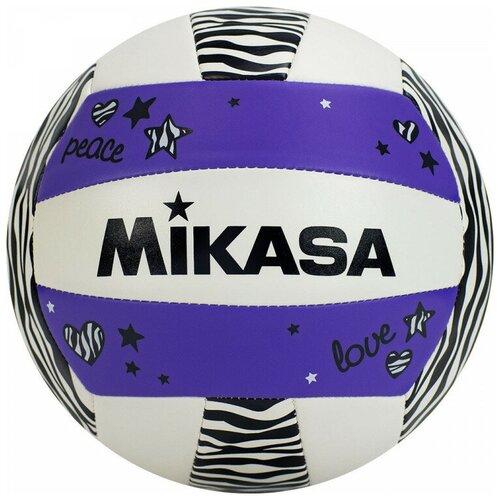 Мяч для пляжного волейбола MIKASA VXS-ZB-PUR р. 5