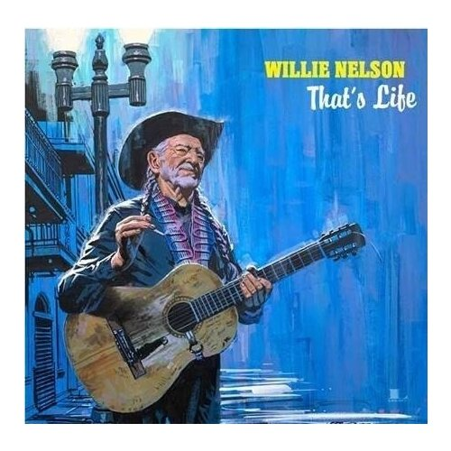 Willie Nelson – Thats Life (LP)
