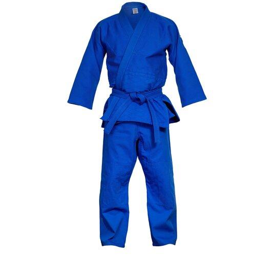 Кимоно для дзюдо 500 синее для детей, размер: 130, цвет: Синий OUTSHOCK Х Декатлон