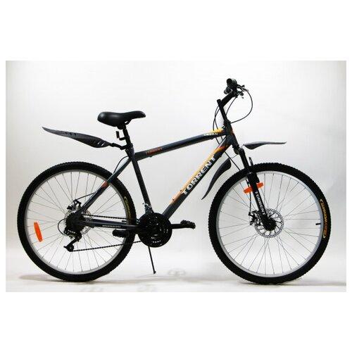 Велосипед Torrent Urban Серый матовый