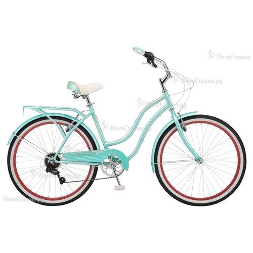 Велосипед Schwinn Miramar Women (2021) Бирюзовый