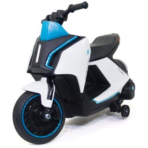 Купить Детский электромобиль скутер BMW Concept Link Style 6V 2WD - HL700-2-WHITE, Harleybella, Электромобили