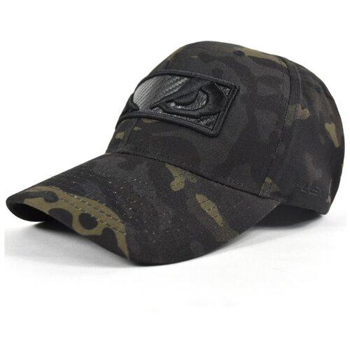 Бейсболка/Кепка Bad Boy Carbon Cap Black Camo L/XL недорого
