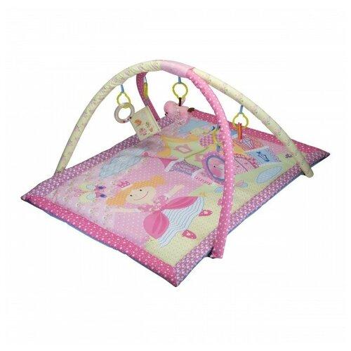 Развивающий коврик Мир детства Принцесса