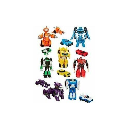 Transformers Трансформер Hasbro Transformers Роботс-ин-Дисгайс Уан-Стэп Робот под прикрытием в ассортименте
