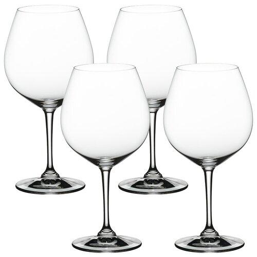 Набор фужеров 4 шт. 700 мл., высота 21,5 см. VIVINO Nachtmann 103740 набор фужеров для шампанского vivino хрустальное стекло 4 шт 95864 nachtmann