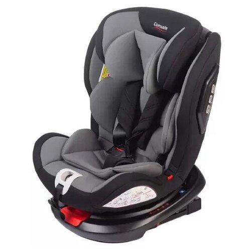 Автокресло Comsafe UniGuard 0+/1/2/3 Isofix, grey CS008/grey автокресло comsafe masterguard cs004 black