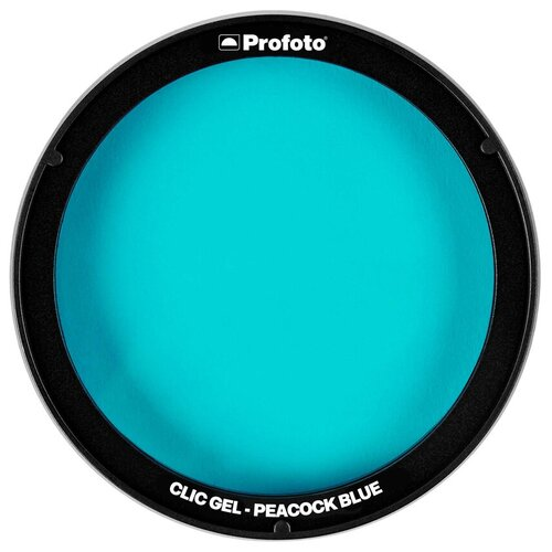 Фото - Фильтр для вспышки Profoto Clic Gel Peacock Blue для A1, A1X, A10, C1 Plus фильтр для вспышки profoto clic gel peacock blue для a1 a1x a10 c1 plus