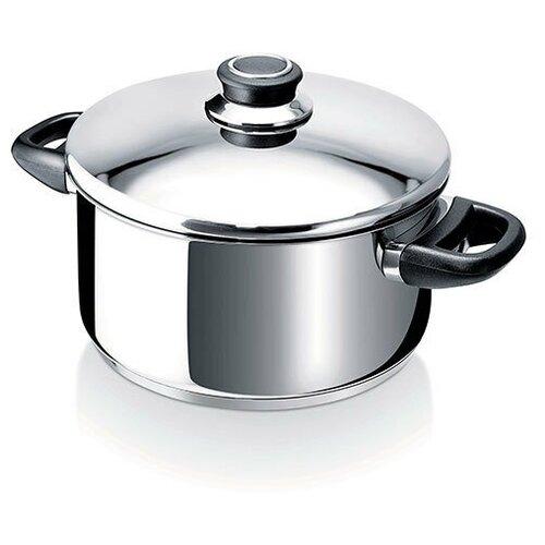Кастрюля 2,8 л (20 см) POLO кастрюля суповая polo 9 л 24 см 12033254 beka