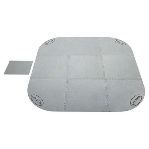 Защитная подстилка под джакузи и бассейны, 216х216 см, BestWay, арт. 60309,