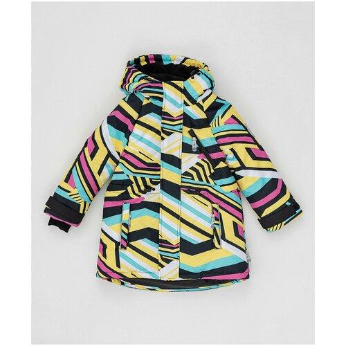 Купить Пальто Button Blue Active 220BBGA45020010 размер 140, мультицвет, Пальто и плащи
