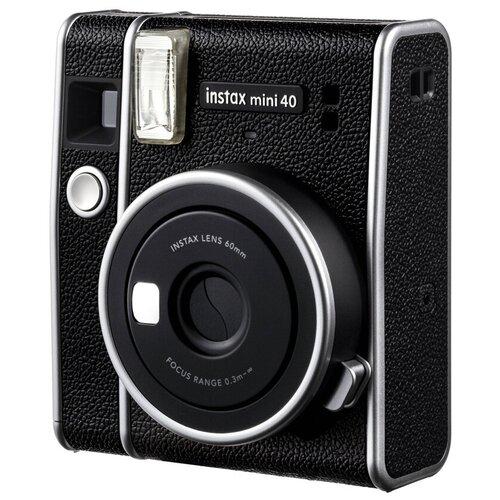 Фото - Фотоаппарат моментальной печати Fujifilm Instax MINI 40 фотоаппарат моментальной печати canon zoemini s розовое золото