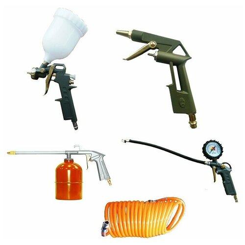 Комплектующие для компрессоров Вихрь Набор для пневмоинструмента Вихрь НП-5 (арт. 74/3/5)