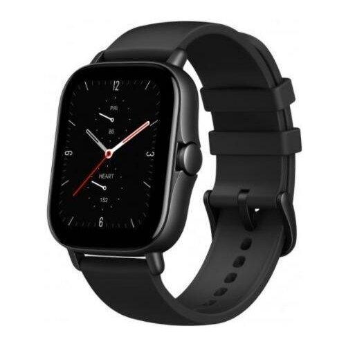 Умные часы Amazfit GTS 2e Черный (RU) умные часы amazfit gts smart watch eu черный