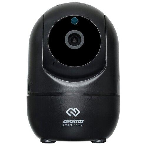 Поворотная IP камера DIGMA DiVision 201 черный сетевая камера digma division 300 черный
