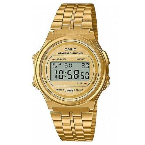 Наручные часы Casio A-171WEG-9A